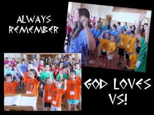 VBS2013-Singing
