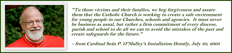 Cardinal Seán Quote