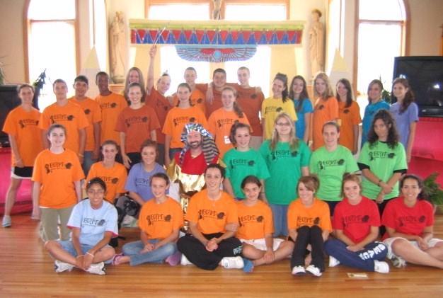 Bible Camp 2010