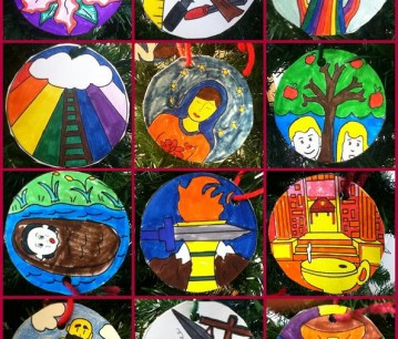 Jesse Tree Ornaments: Grade 6