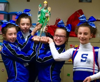 Three Cheers for our Cheer Champions!